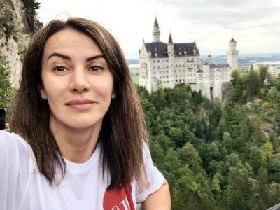 Елена и замок