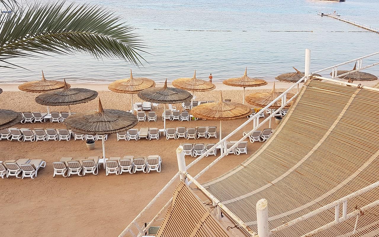 Reef Oasis Beach